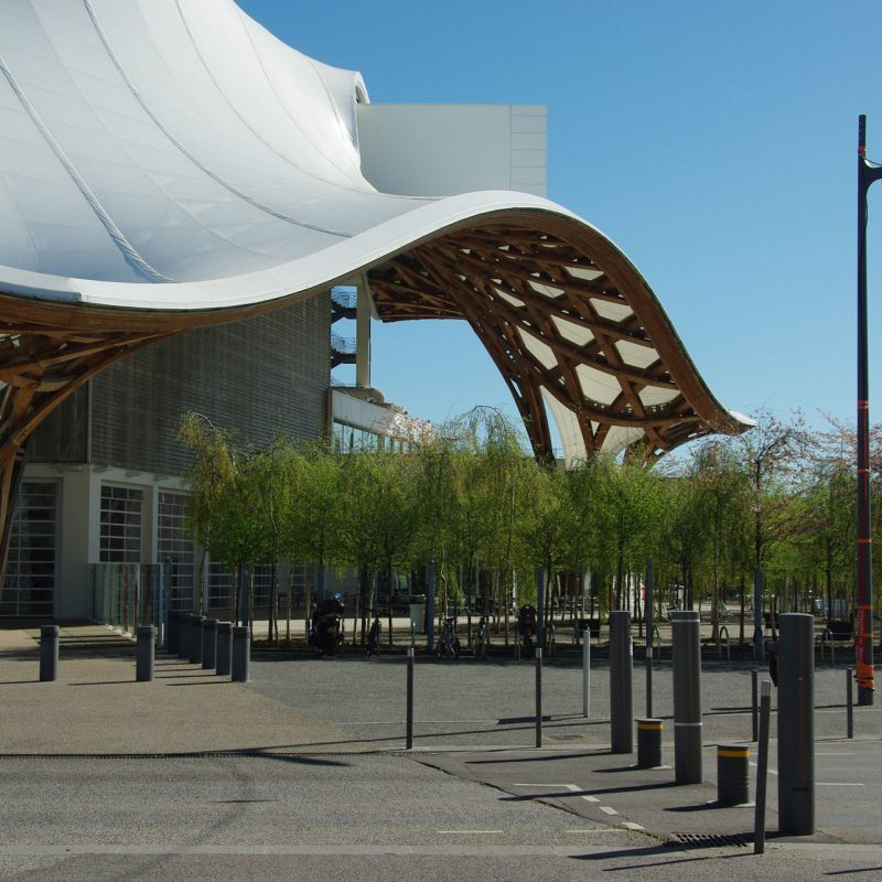 Centre Pompidou in Metz
